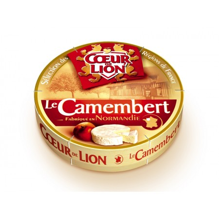 Camembert coeur de lion  250 g