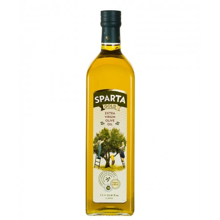 Greek Extra Virgin Olive Oil 'Sparta Gold' (1L)
