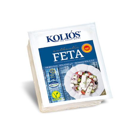 "Feta Cheese ""Kolios"" 200 g"