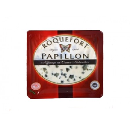 Roquefort Papillon red label slice 100 g
