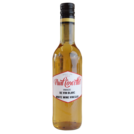 "White Wine Vinegar ""Paul Corcellet"" 50 cl"