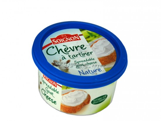 Spreadable goat cheese 150 g