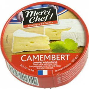 Camembert Merci Chef 240 g.