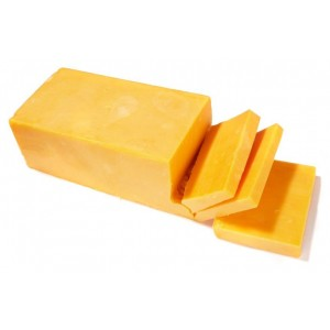 Cheddar Mature Coloured 200 g.
