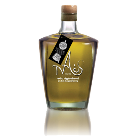 "Organic Greek Extra Virgin Olive Oil ""NAOS"" 500ml"